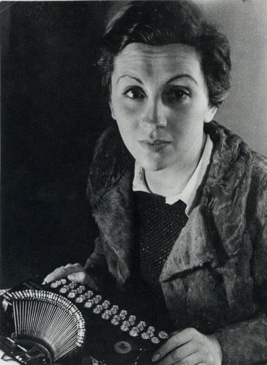 Gerda Taro, Paris, 1936