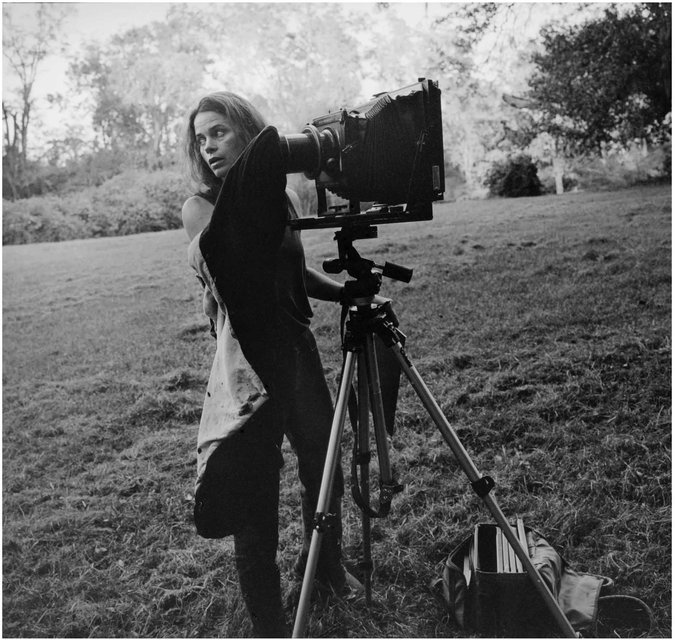 Sally Mann Credit Kim Rushing