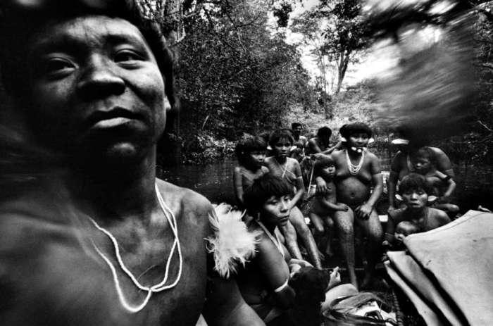 Yanomami Amazonas, 1974
