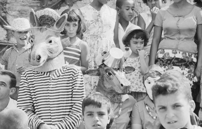 Família mineira, 1964