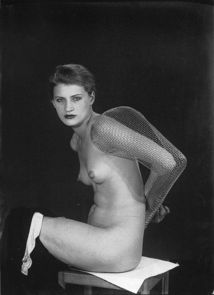 Figura.3. Man Ray Lee Miller. 1930.