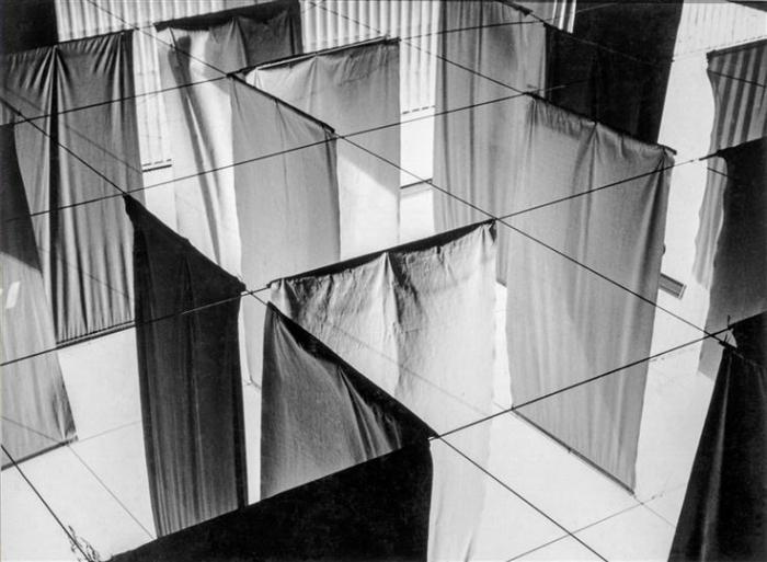 Escenografía para un sueño, 1961. Foto: Alicia D'Amico
