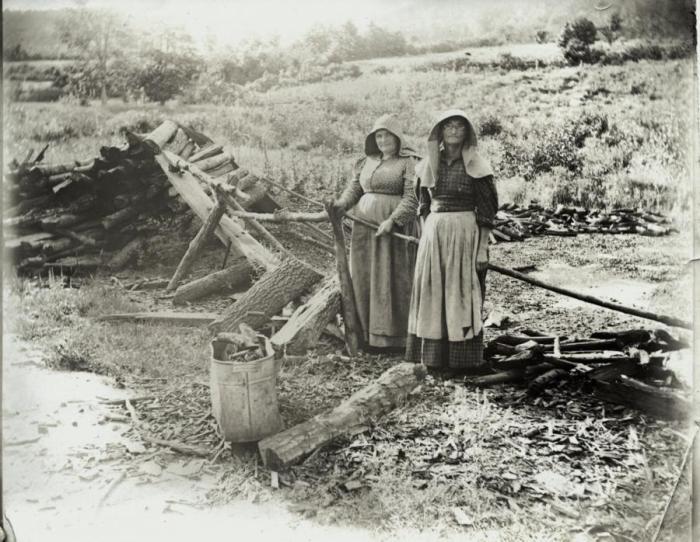 farm women 1895