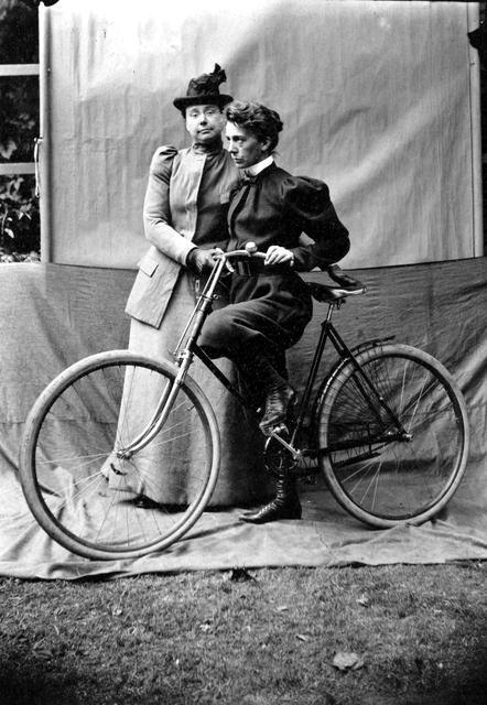 Learning to Bike 1896
