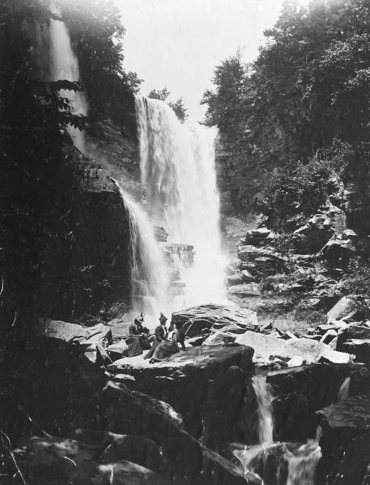 Watkins Glen, NY 1892