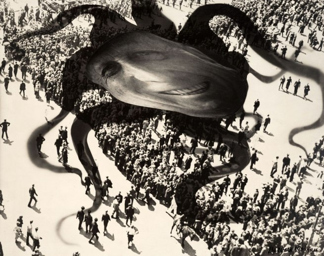 Hearst over the people, 1939. Foto: Barbara Morgan